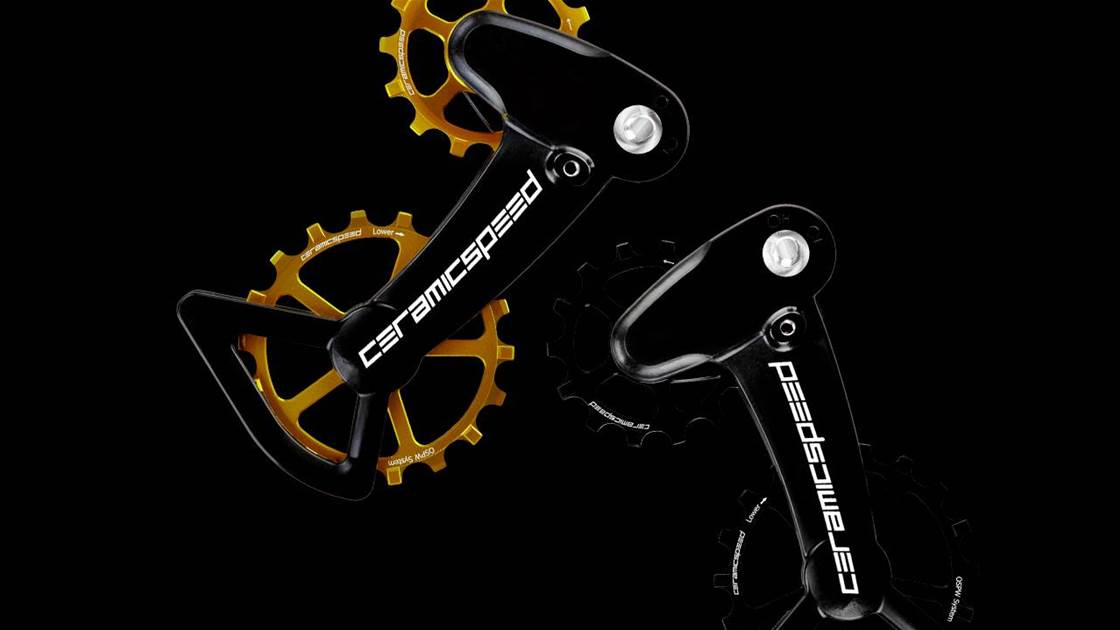 CeramicSpeed release OSPW X for Shimano 12-speed