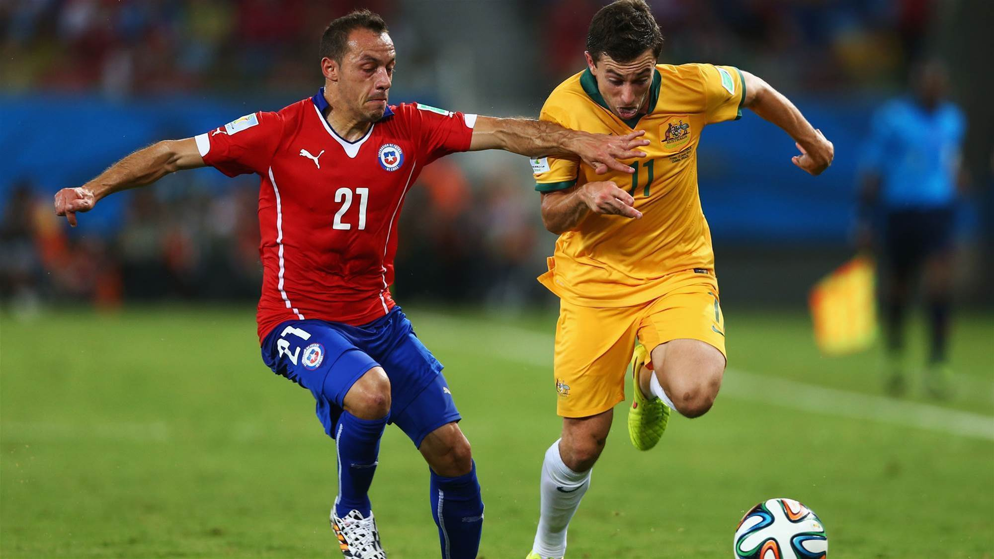 Oar eyes Socceroos World Cup spot