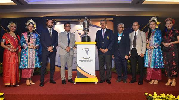 Asian Tour: Malaysian Open to return in 2020