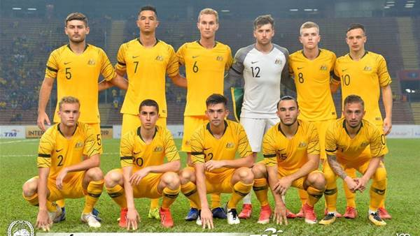 4 Olyroos to spearhead Australian Olympic glory