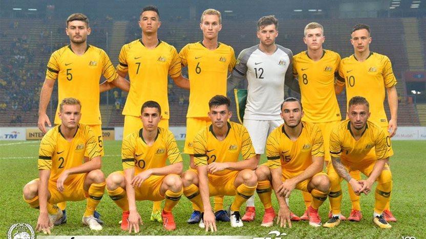4 Olyroos to spearhead Australian Olympic glory