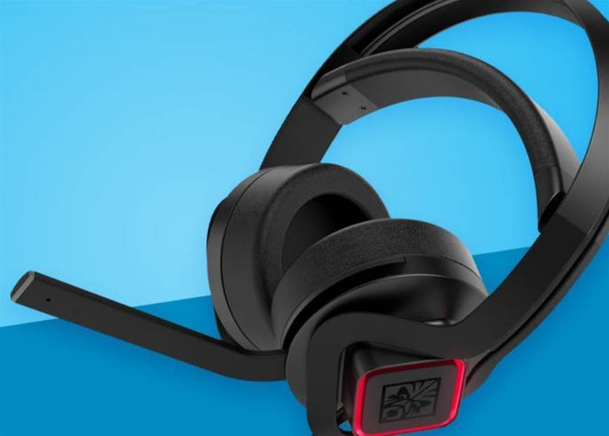 HP's OMEN Mindframe headset keeps your ears cool when your gaming sessions heat up