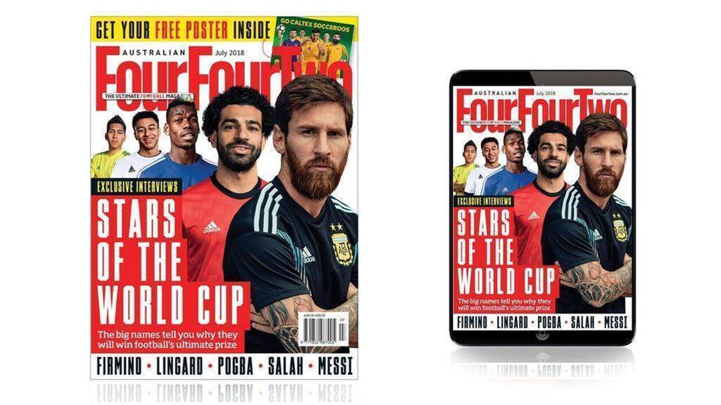 Socceroos, World Cup stars and more!