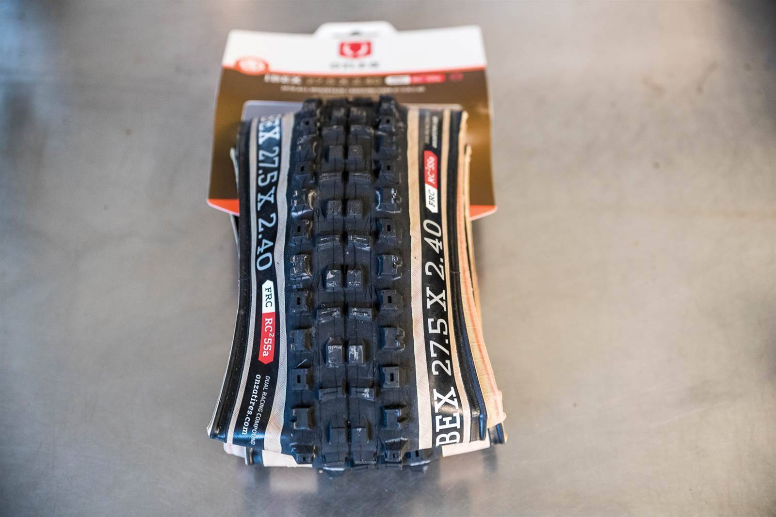 TESTED: ONZA IBEX 27.5 X 2.4 tyres