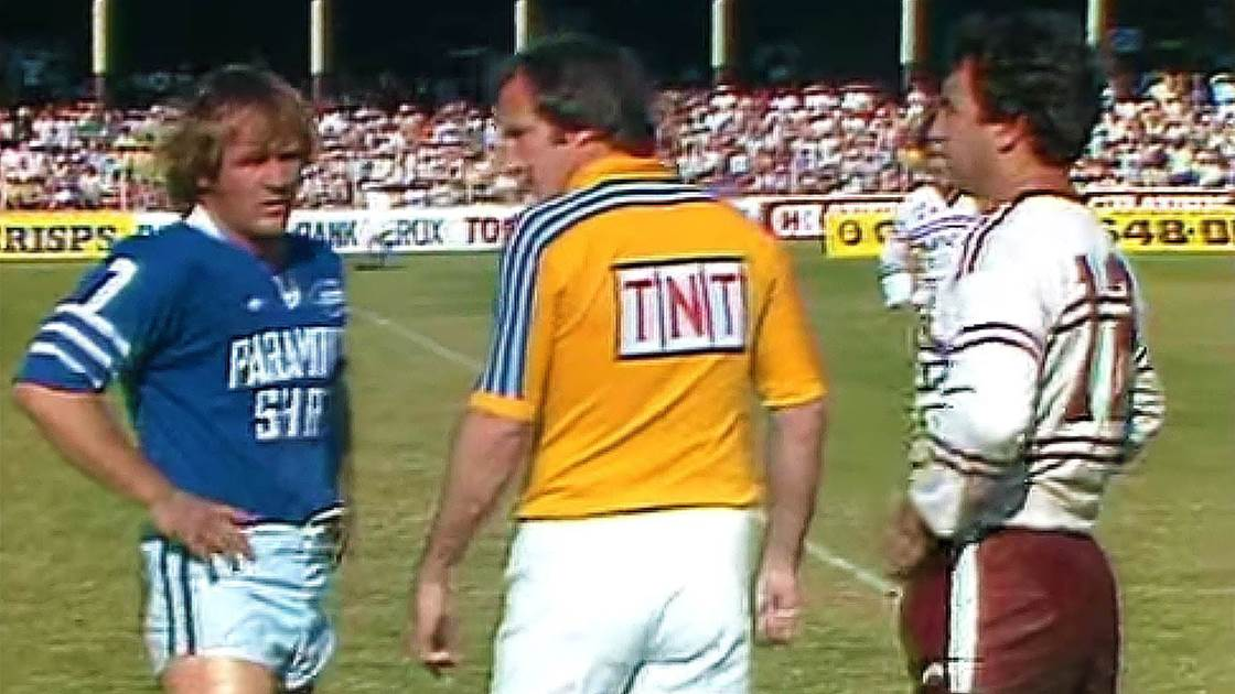 Ugliest rugby league brawl of all-time