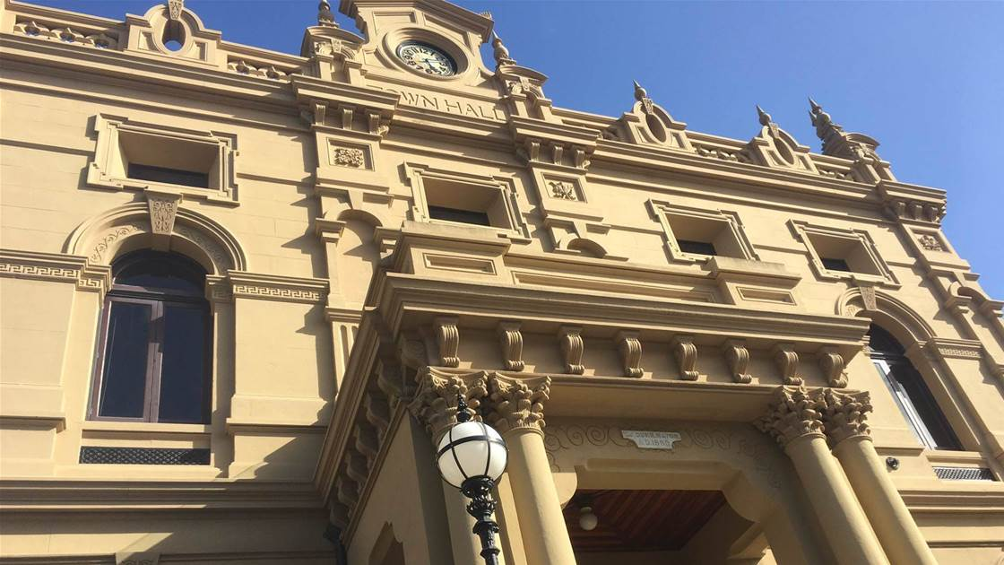 Sydney rugby league's town halls of history
