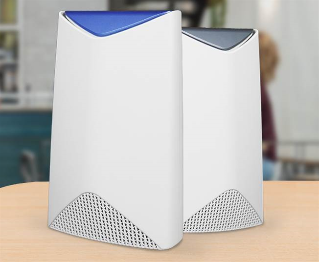 Netgear launches mesh Wi-Fi kit for small businesses