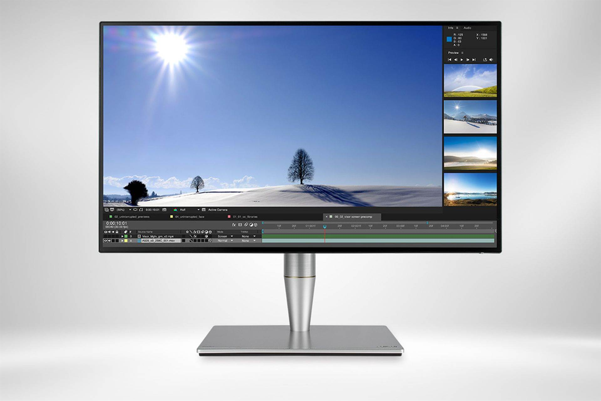 Review: Asus ProArt PA27AC HDR professional monitor
