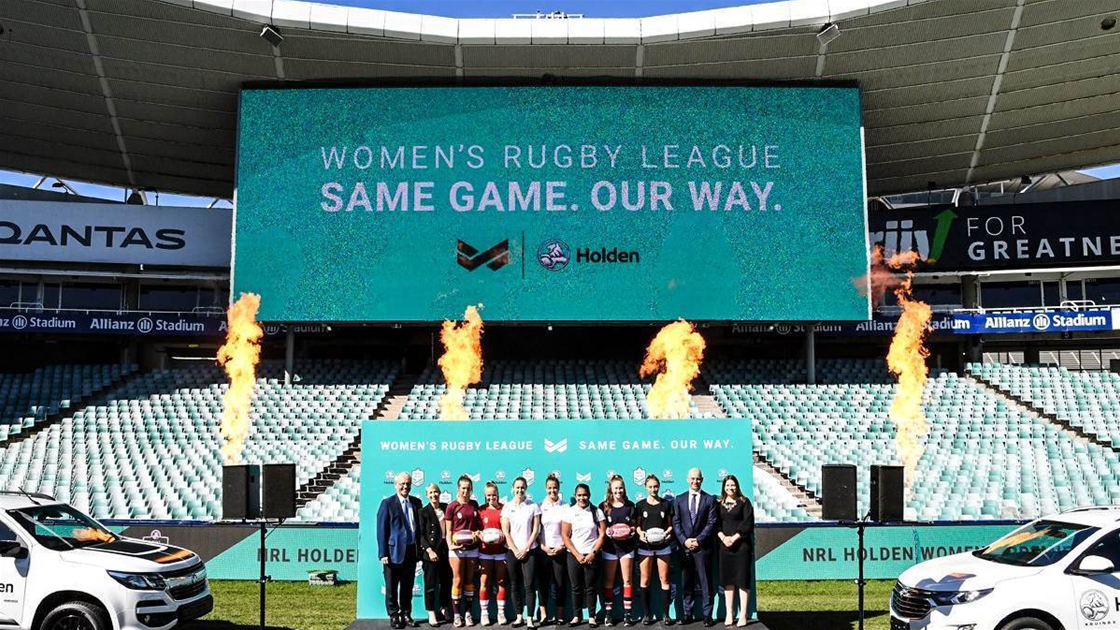 What you need to know about the new Women's NRL competition?