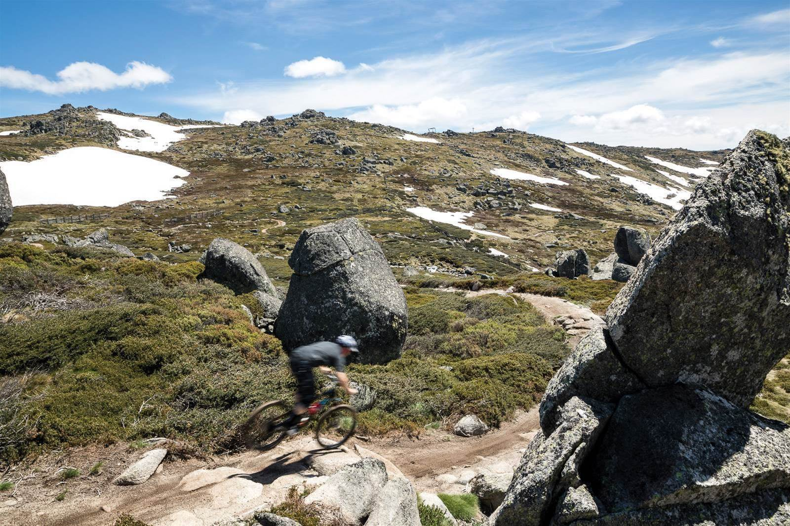 PTR: Thredbo all-mountain trail
