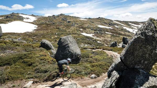 PTR: Thredbo all-mountain trail