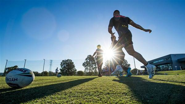 Inside the Penrith Panthers Rugby League Academy