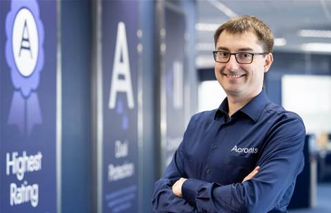 Acronis flips majority of partners to become MSPs