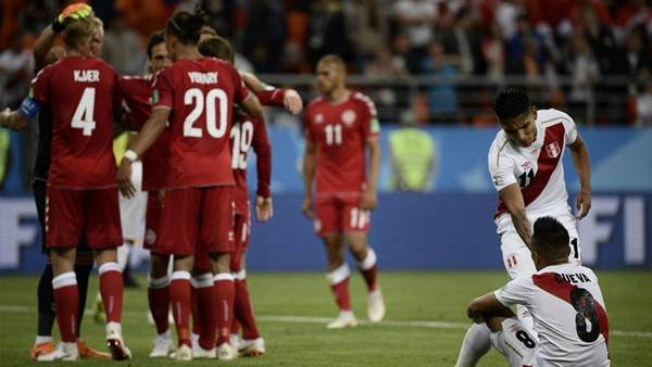 Denmark vs Peru Player Ratings