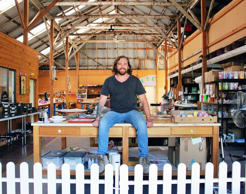 start-up money stories: pete cromer