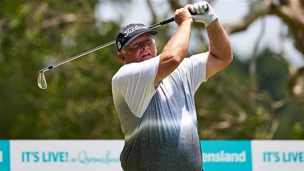 PGA Legends head north for flood relief