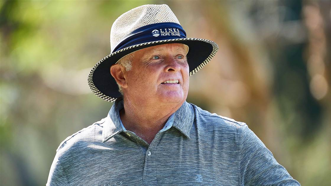 Ageless Senior dares to dream at NSW Open