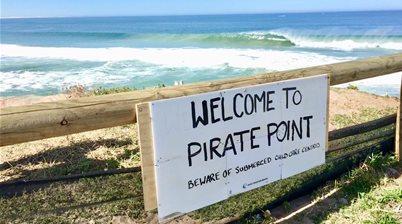 Meet Pirate Point: Australia's Newest Wave