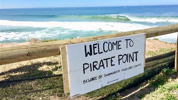 Meet Pirate Point: Australia's Newest Wave