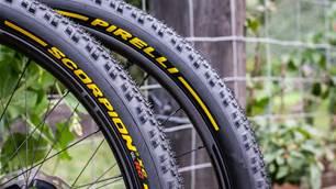 """Pirelli release new 2.4"""" Scorpion XC RC MTB tyre"""