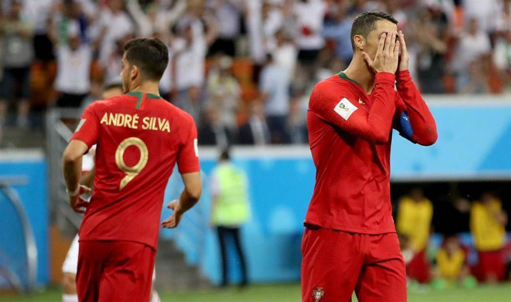 Iran v Portugal player ratings