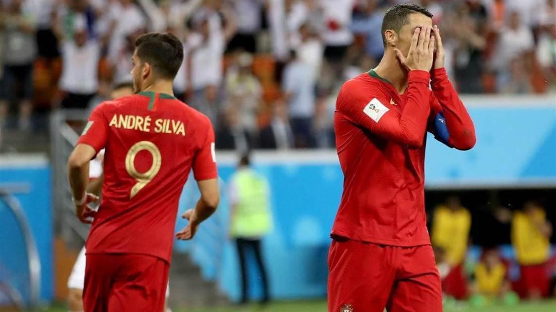 Iran v Portugal player ratings