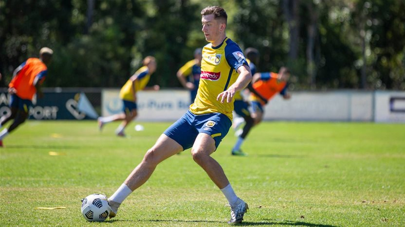 'It's massive for me' - Mariners snatch Olyroos attacker