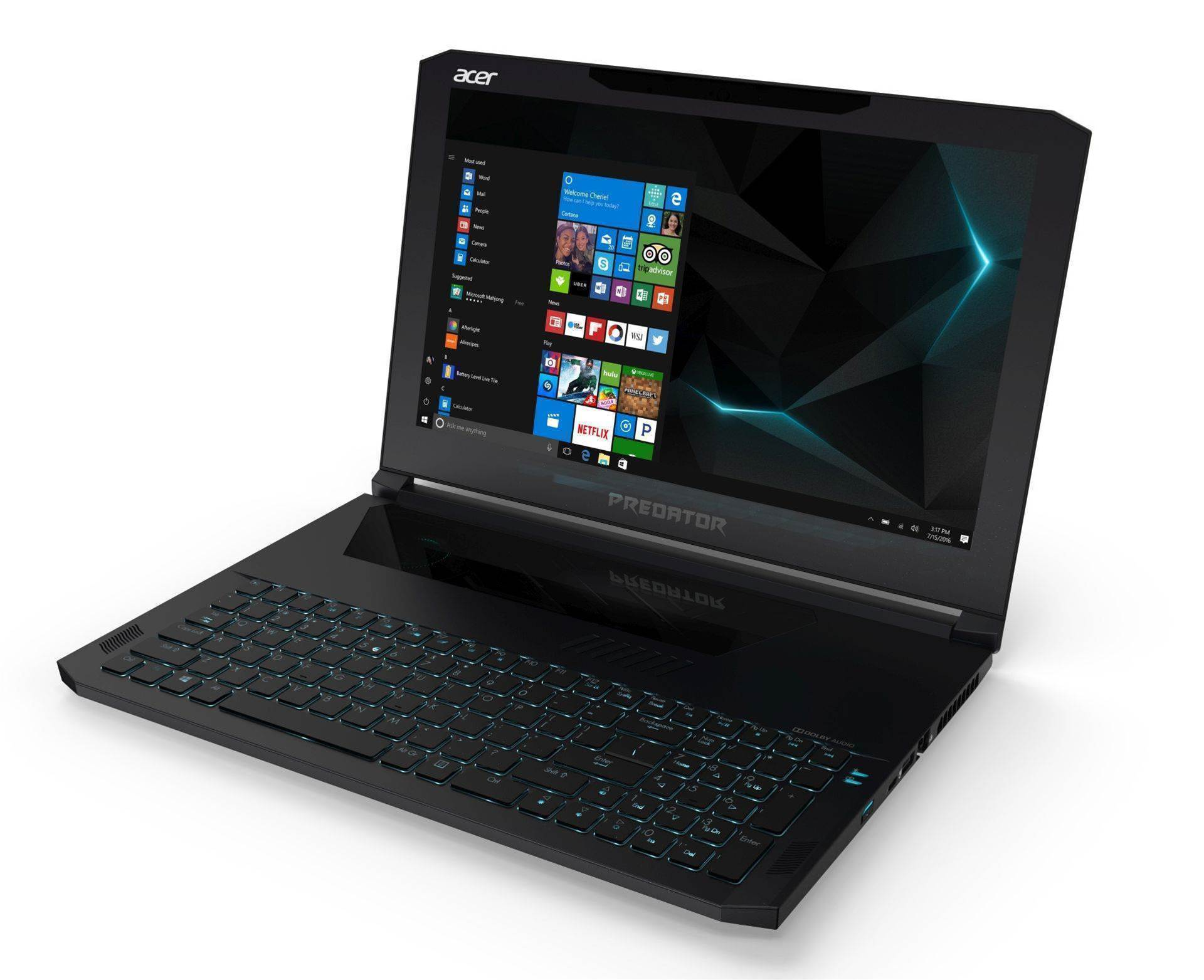 Review: Acer Predator Triton gaming laptop