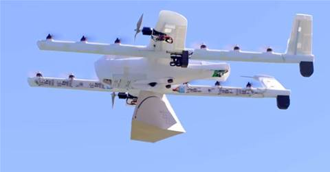 Drone delivery clears another hurdle in Canberra
