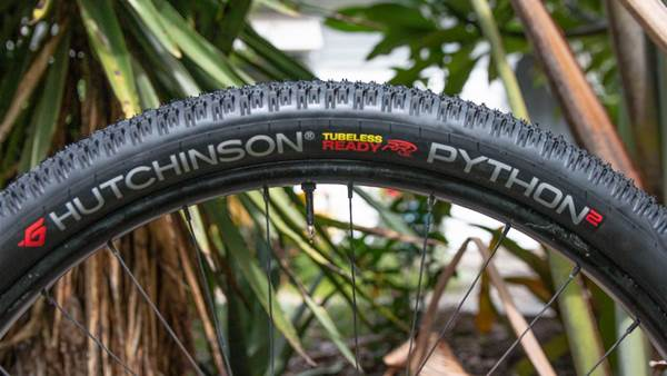 FIRST LOOK: Hutchinson Python 2 MTB tyre