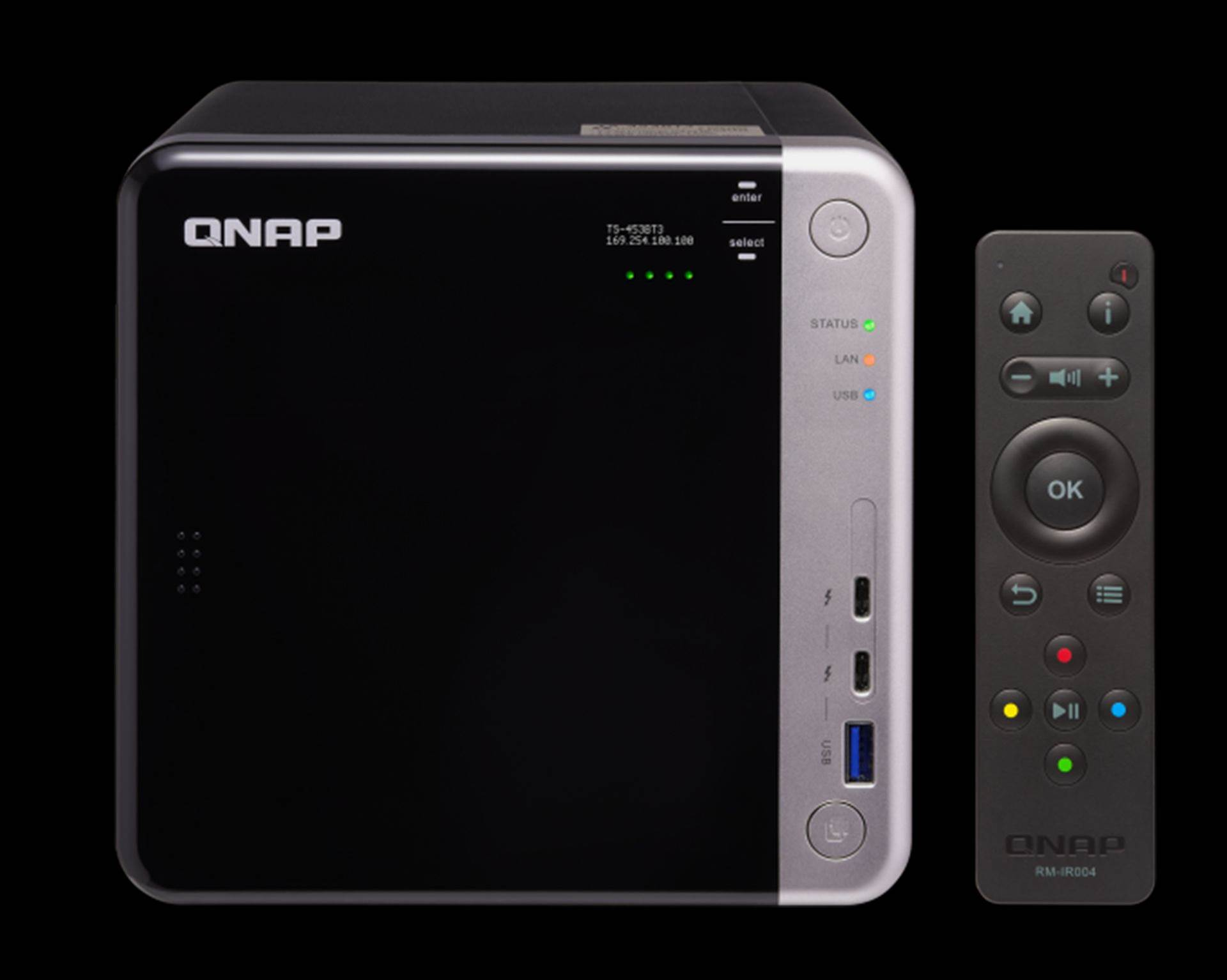 Review: QNAP TS-453BT3 NAS