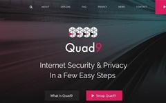 Quad9 offers enhanced internet security