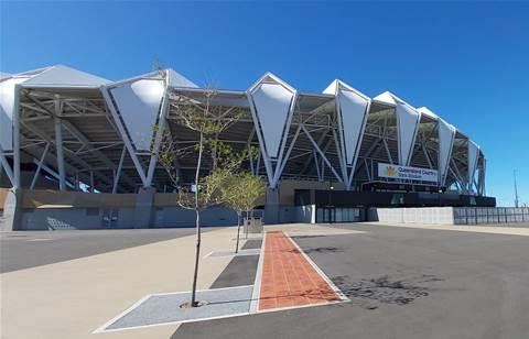 CDM, Aruba deliver under-seat wi-fi solution to North Qld stadium