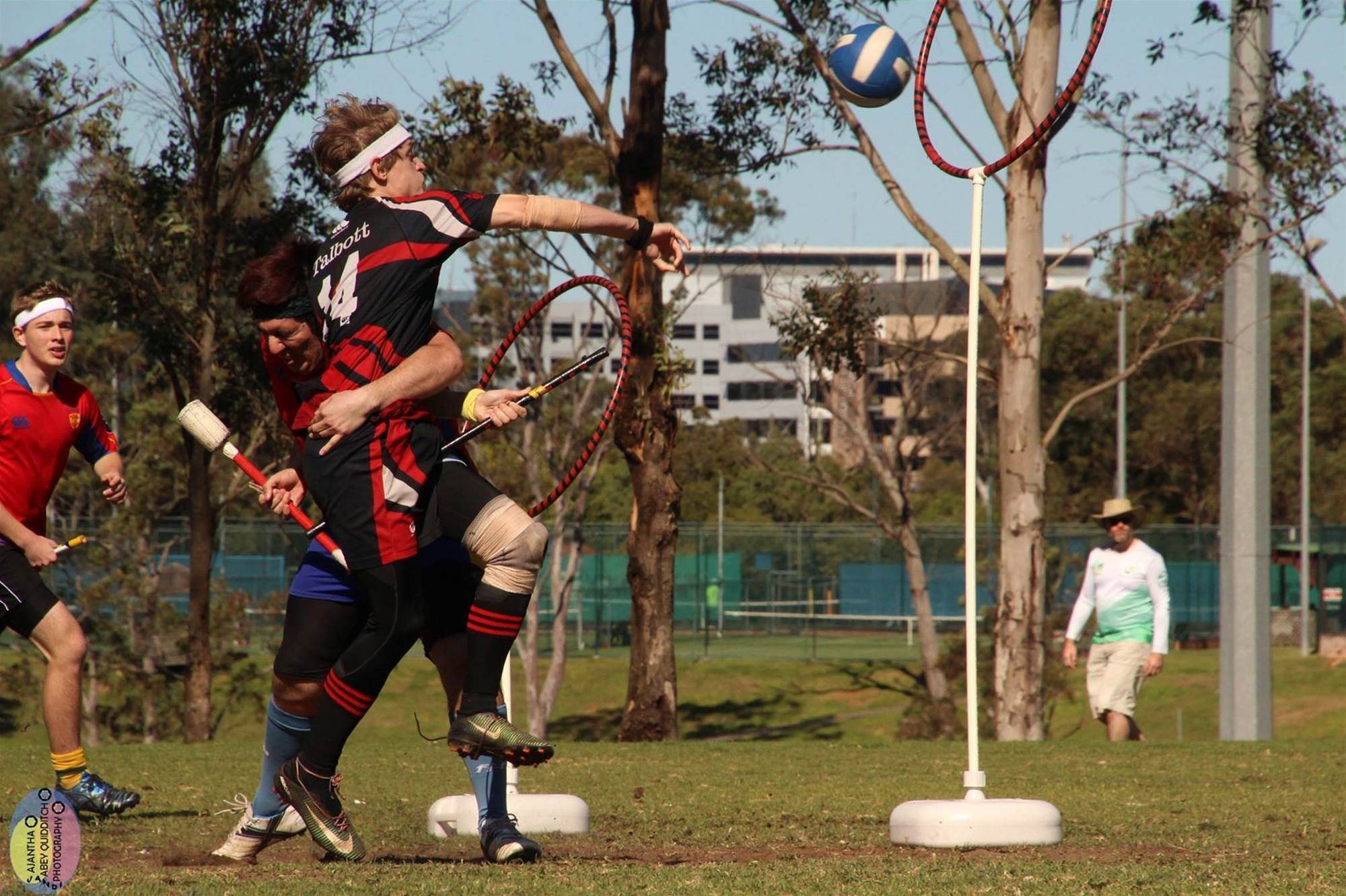 What the quidditch is ultimate?