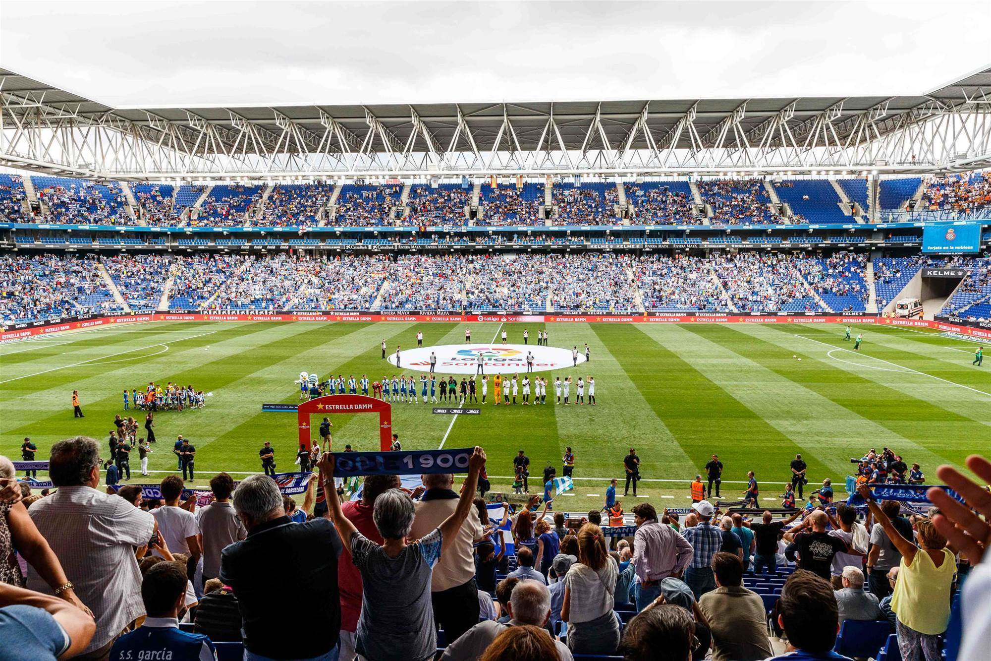 RCDE Stadium: When football is life and death