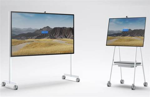 Dicker Data adds Microsoft's new Surface Hub