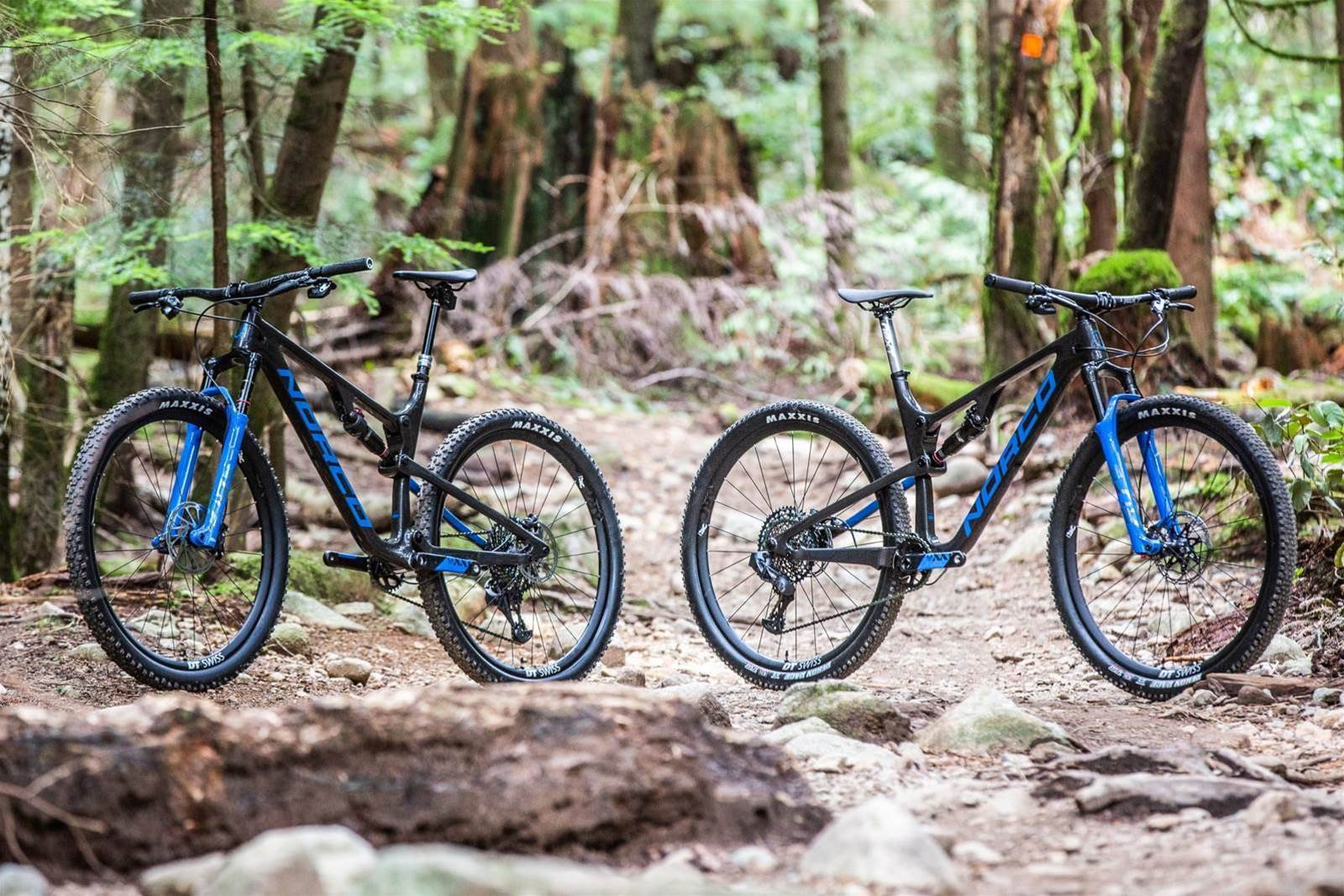 The all-new Norco Revolver