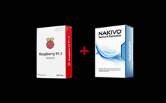 Nakivo ports backup software to Raspberry Pi