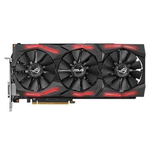 Review: Asus ROG Strix RX Vega 64