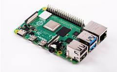 Raspberry PI debuts Model 4