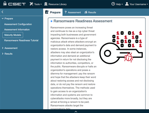US authorities release ransomware threat assessment tool