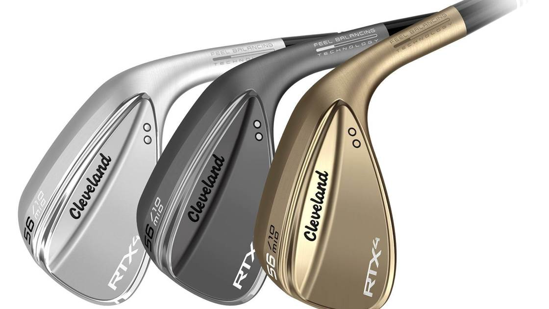 History and tour performance drive Cleveland RTX 4 wedges