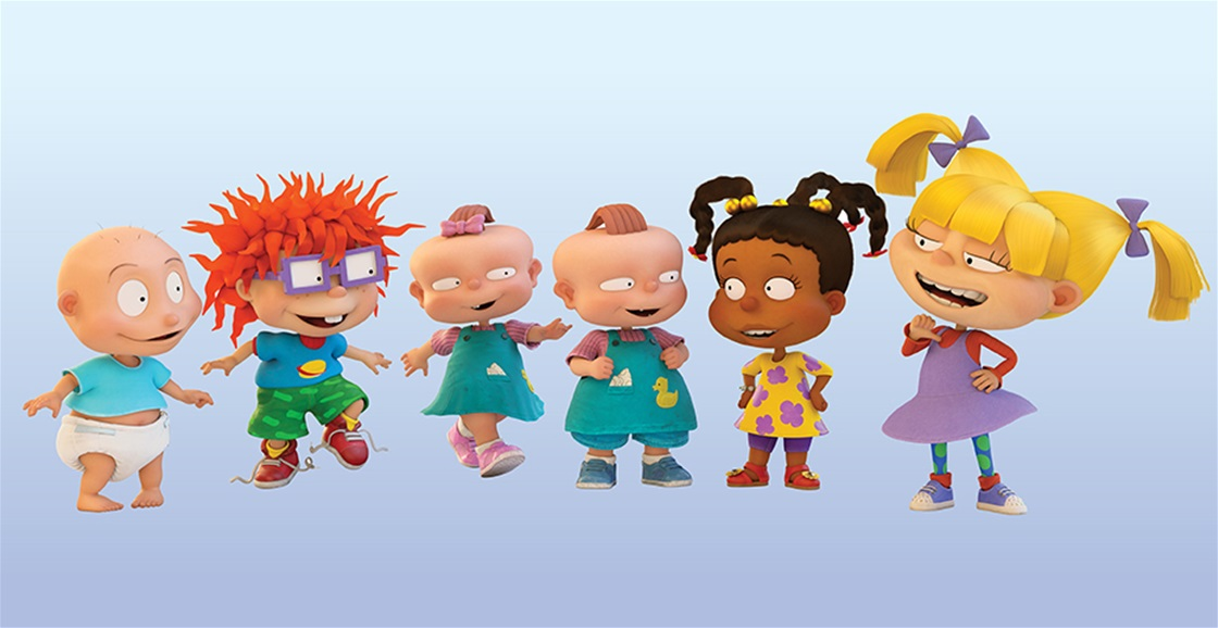 K-Zone Chats With The Cast of Rugrats
