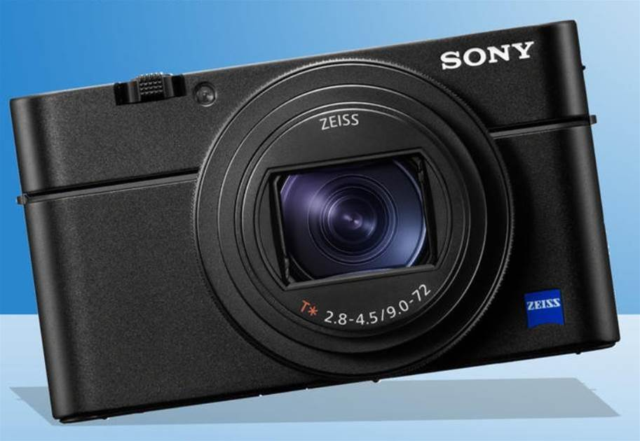 Sony's latest RX100 refresh puts a big zoom on a little camera