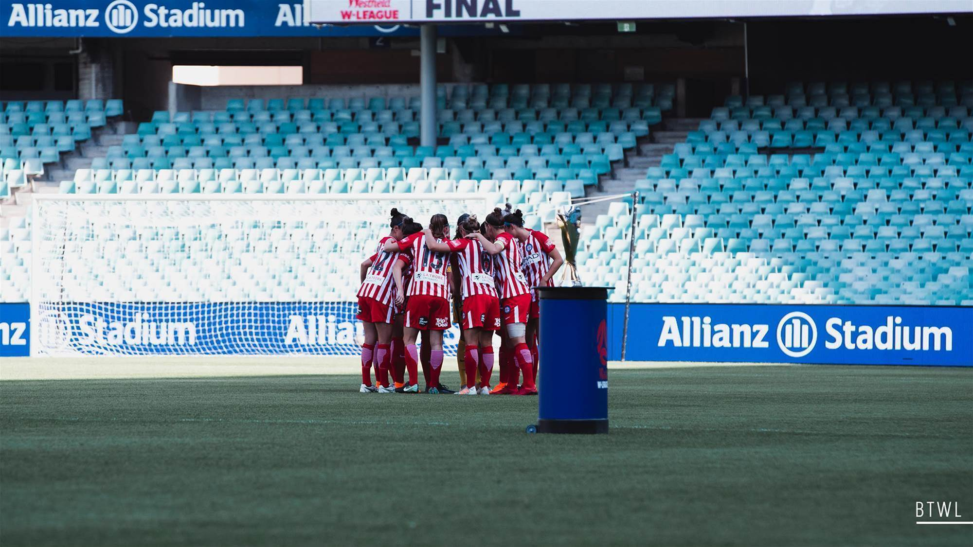 How to watch W-League 2018/19