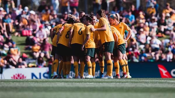 Adelaide continue their Matildas drought