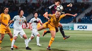 Japan haunts the Matildas once again