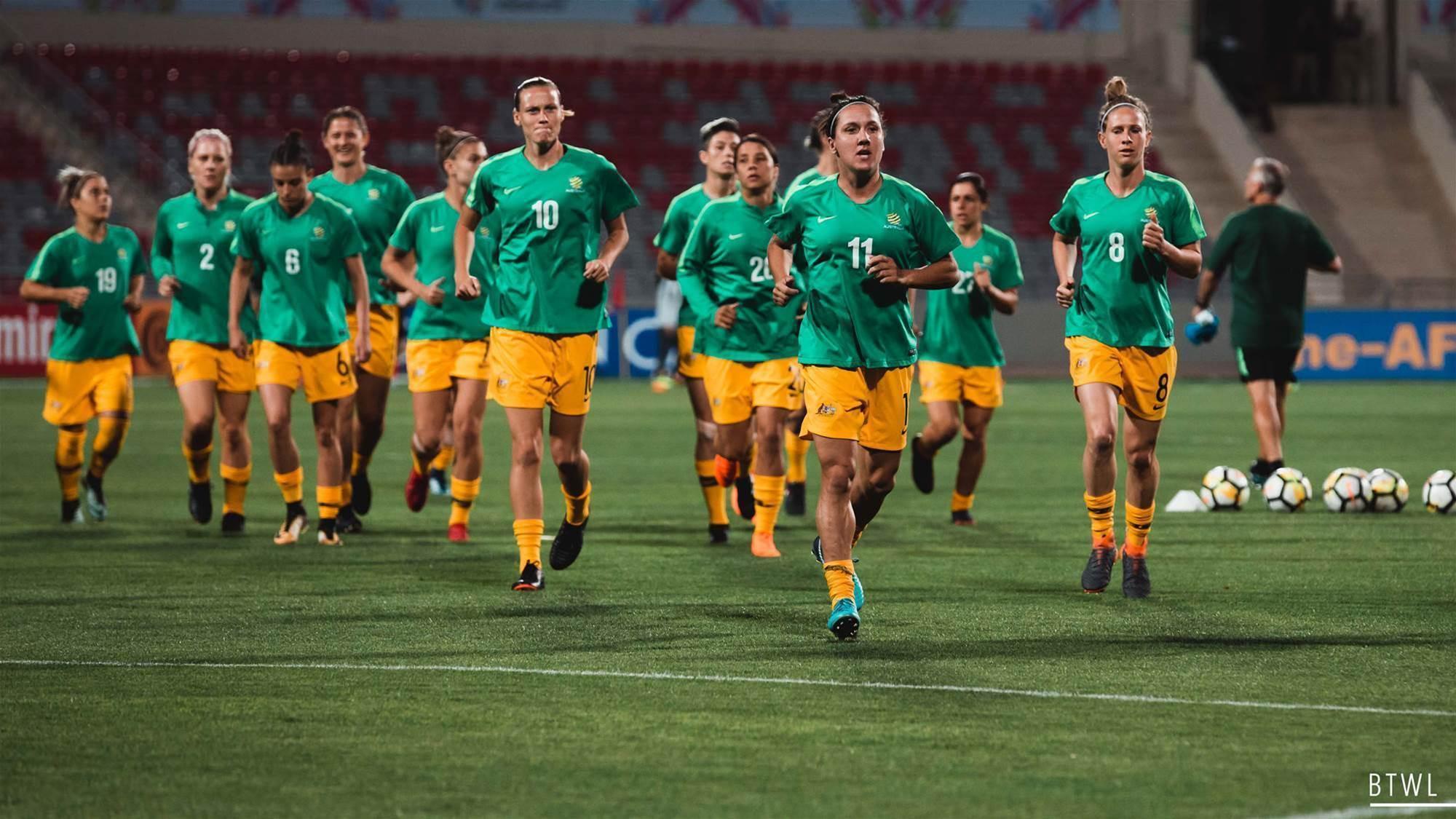 Preview: England v Matildas