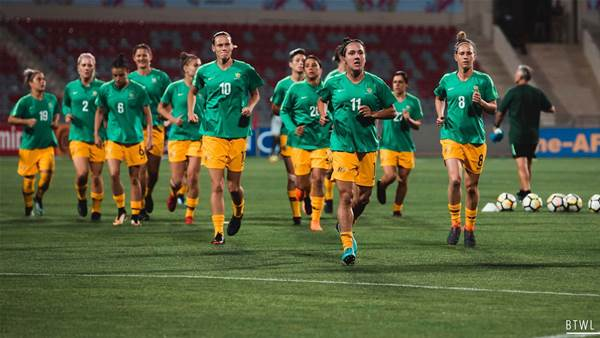 Preview: England v Matildas