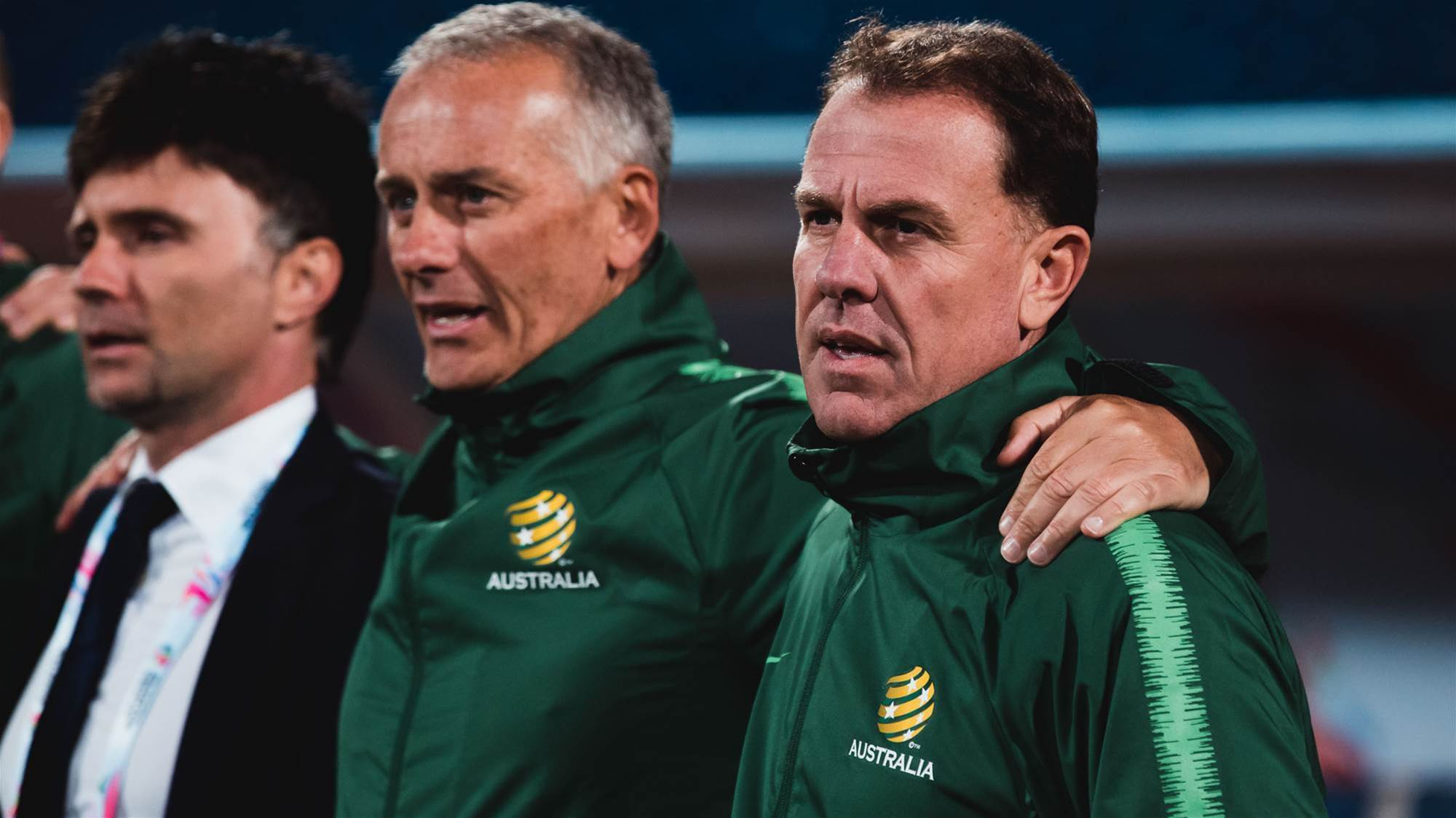 Stajcic on World Cup: Matildas can beat anyone